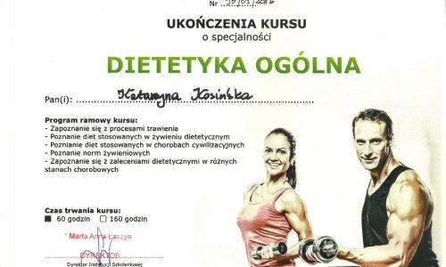 CERTYFIKAT-DIETETYKA-OGÓLNA